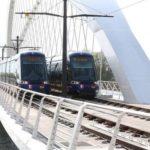 Между Францией и Германией запустили трамвай