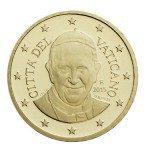Ватикан больше не будет чеканить монеты с изображением Франциска