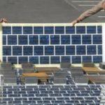 Во Франции будут строить дороги из солнечных панелей